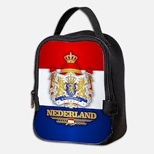 Nederland Neoprene Lunch Bag