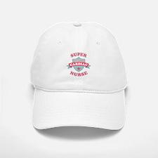 Super Cardiac Nurse Baseball Baseball Cap