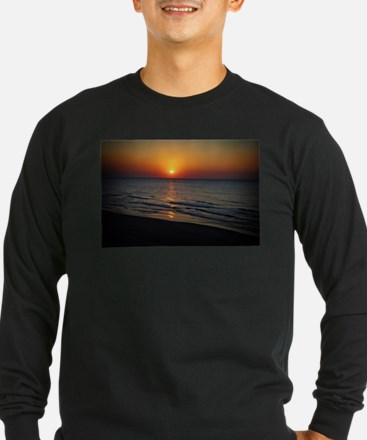 Bat Yam Beach Long Sleeve T-Shirt