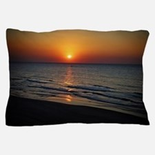 Bat Yam Beach Pillow Case