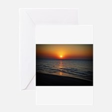 Bat Yam Beach Greeting Cards