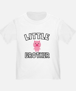 Pig Little Brother T-Shirt