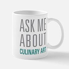 Culinary Art Mugs