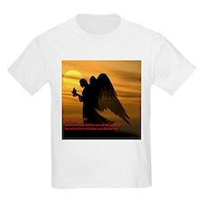 Angel , Matthew 25:40 T-Shirt