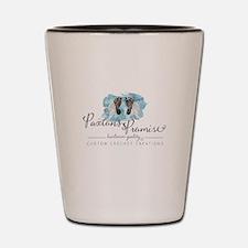 Paxton's Logo Shot Glass
