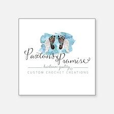 Paxton's Logo Sticker