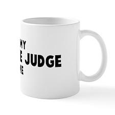 Magistrate Judge costume Mug