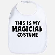 Magician costume Bib