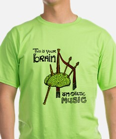 Cute Irish music T-Shirt