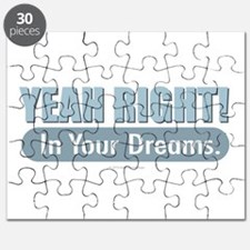 Yeah - In Your Dreams Puzzle