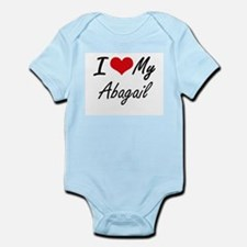 I love my Abagail Body Suit