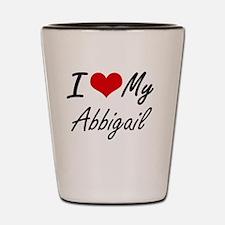 I love my Abbigail Shot Glass