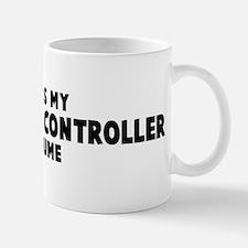 Air Traffic Controller costum Mug