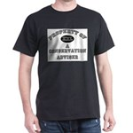 Property of a Conservation Adviser Dark T-Shirt