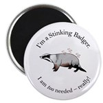 Stinking Badger Magnet