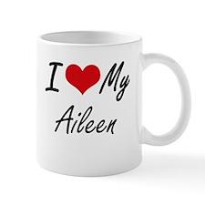 I love my Aileen Mugs