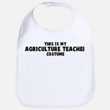 Agriculture Teacher costume Bib