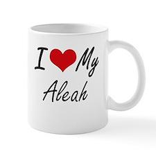I love my Aleah Mugs