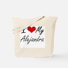 I love my Alejandra Tote Bag