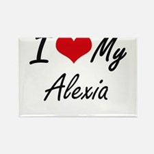 I love my Alexia Magnets