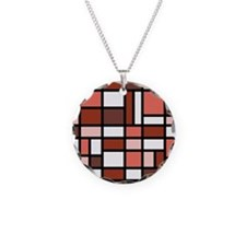 SHADES OF RED Necklace