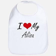 I love my Alisa Bib