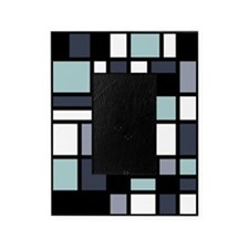 SHADES OF BLUE Picture Frame