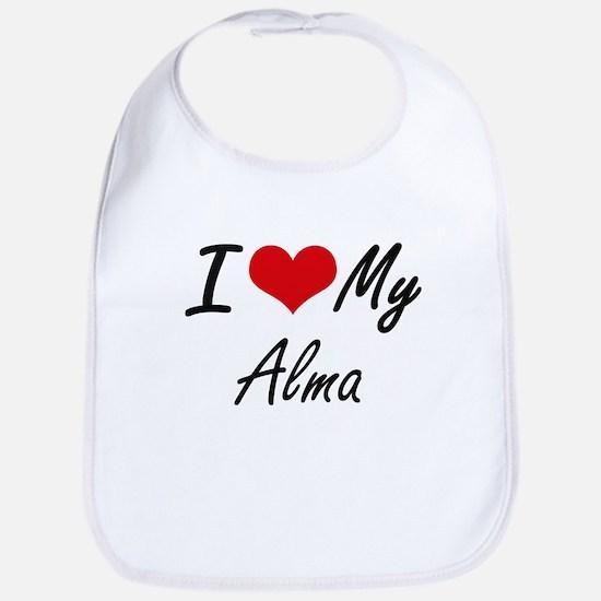 I love my Alma Bib