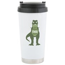 Cute Asl i love you Travel Mug