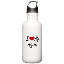 I love my Alyson Water Bottle