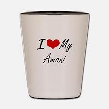 I love my Amani Shot Glass