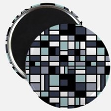 SHADES OF BLUE Magnet