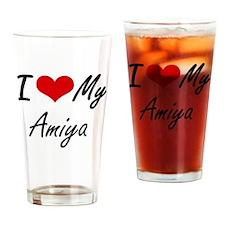 I love my Amiya Drinking Glass