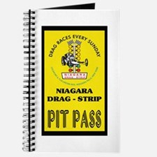 Niagara Drag Strip Pit Pass Journal