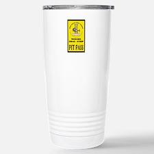 Niagara Drag Strip Pit Pass Travel Mug