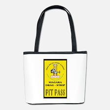 Niagara Drag Strip Pit Pass Bucket Bag