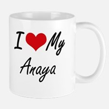 I love my Anaya Mugs