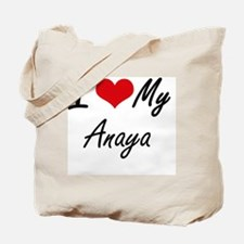 I love my Anaya Tote Bag