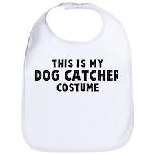 Dog Catcher costume Bib