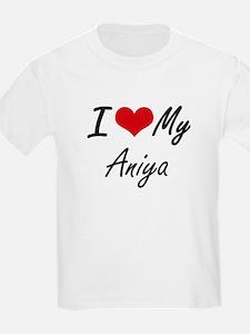 I love my Aniya T-Shirt