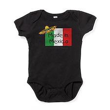Mexican Baby Bodysuit