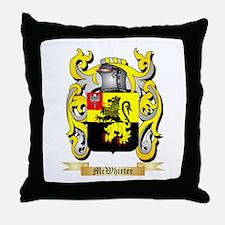 McWhirter Throw Pillow