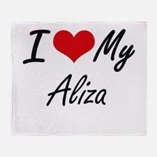I love my Aliza Throw Blanket