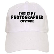 Photographer costume Baseball Cap