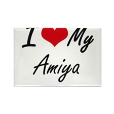 I love my Amiya Magnets