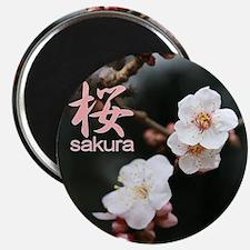 sakura(Cherry blossoms) Magnet