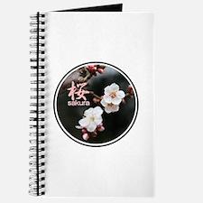 sakura(Cherry blossoms) Journal