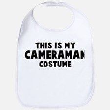 Cameraman costume Bib