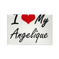 I love my Angelique Magnets