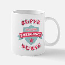 Super Emergency Nurse Mug